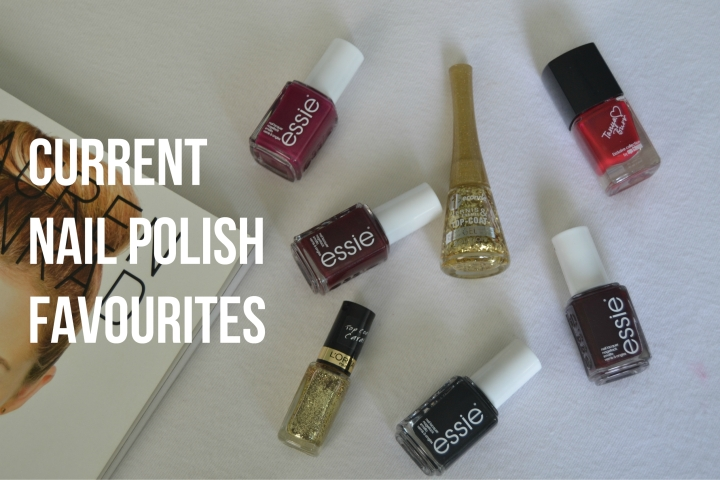 current nail polish favourites