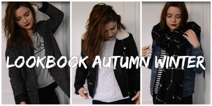 My first video |Lookbook A/W