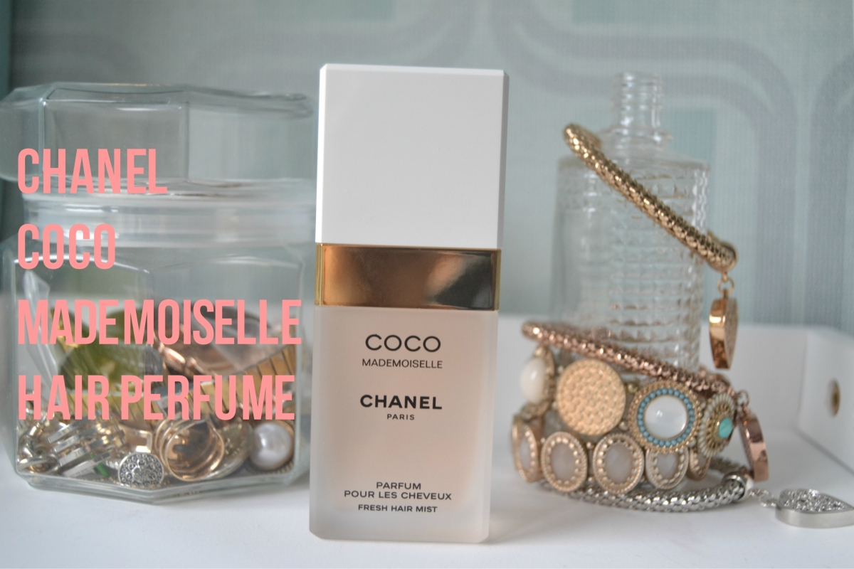Chanel Coco Mademoiselle Hair Perfume |Birthday present