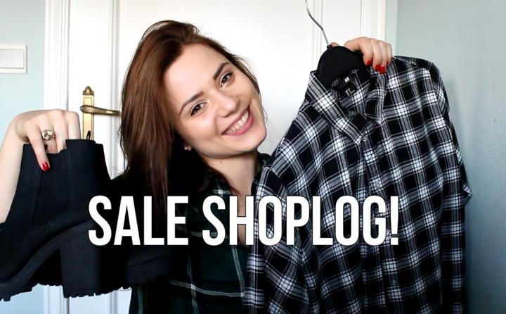 SALE shoplog! |H&M, TheBalm, VeroModa…