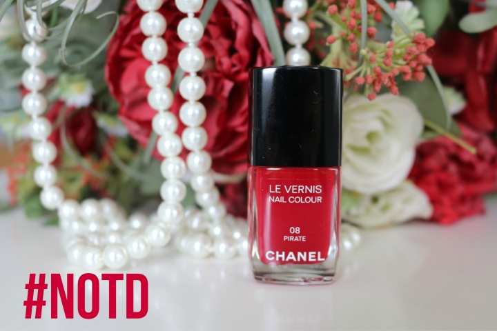 #notd: My first Chanel nail polish