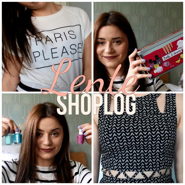 Lente Shoplog! |Primark, Forever 21,H&M…