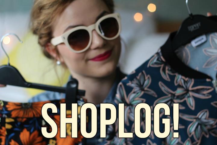 Shoplog Mei 2015! | H&M, Zara,Topshop…