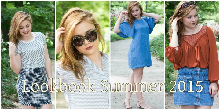 Lookbook Summer 2015!