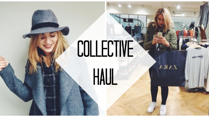 Collective Haul December | Primark, Zara, H&M