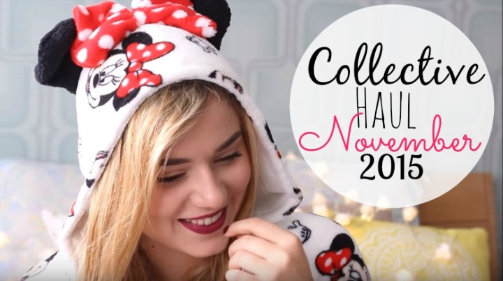 Collective Haul November | Primark, H&M, Zara