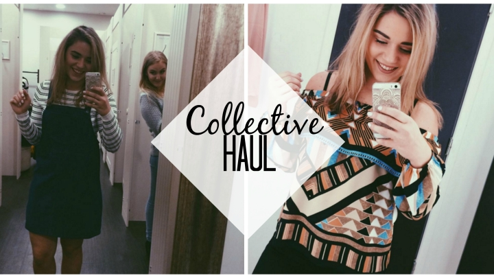 Collective Haul | Primark, Zara, H&M