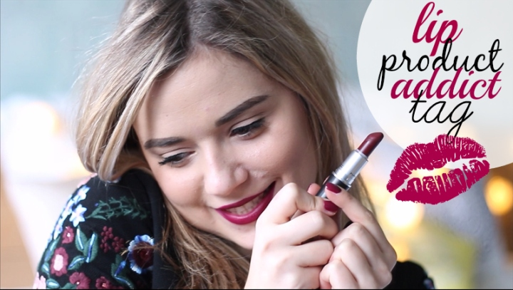 Lip Product AddictTag!