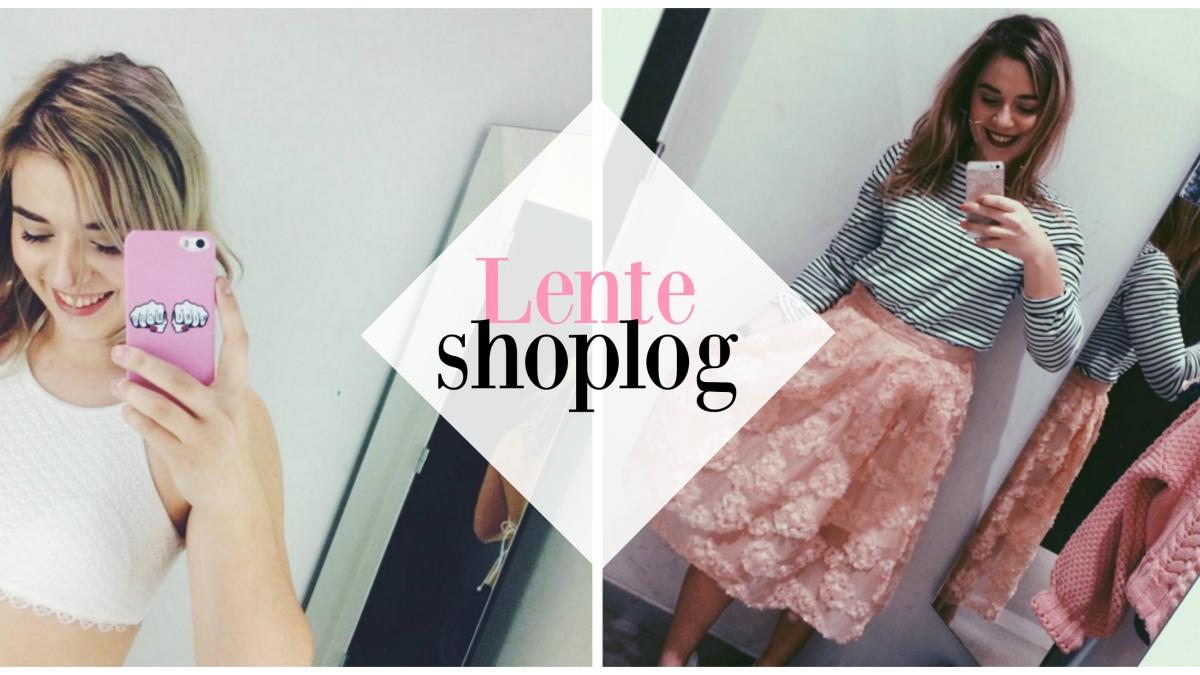 Lente Shoplog! | H&M, Stradivarius