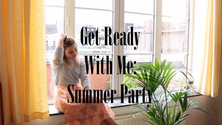 Summer vibes   GRWM: SummerParty