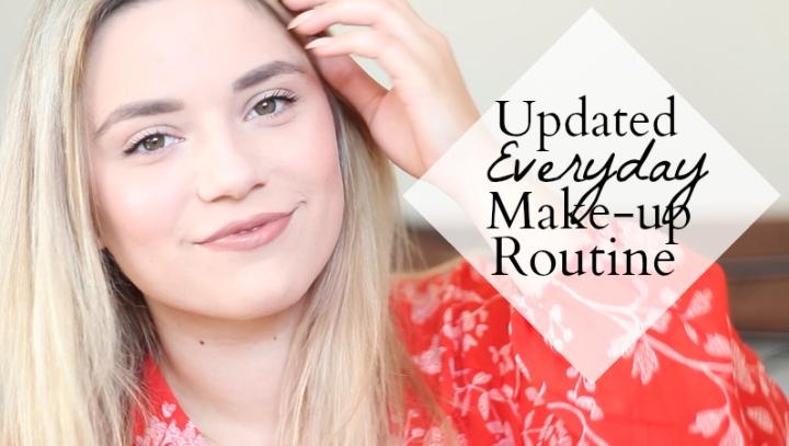 Updated Everyday MakeupRoutine!