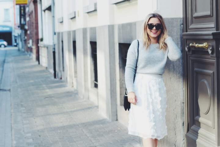 The Bradshaw skirt