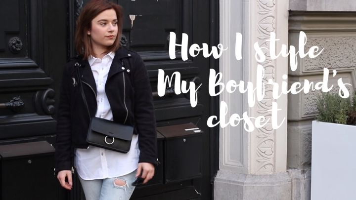 How I Style My Boyfiend's Closet | Zalando Style Icons // Creative Content