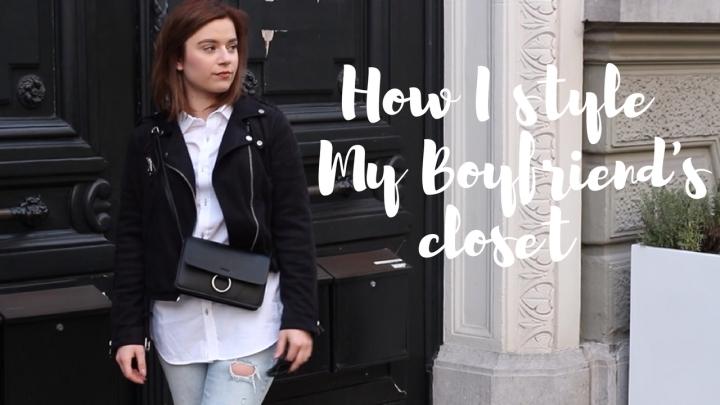 How I Style My Boyfiend's Closet | Zalando Style Icons // CreativeContent