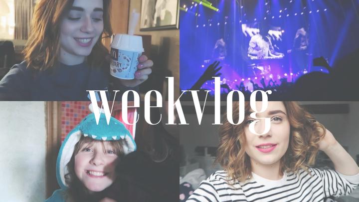 WEEKVLOG #5 Cupcakes, Carnaval &Netsky