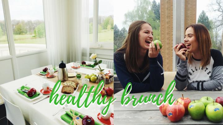 VLOG | Yoga met Eva Daeleman & Healthy brunch met MarleneAppels