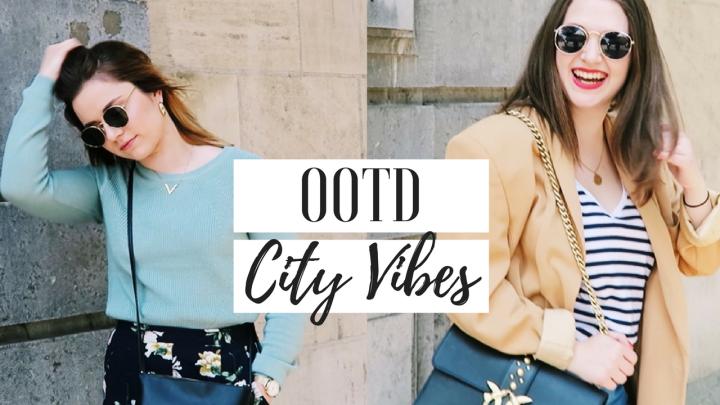 #OOTD City Vibes w/ ZoëFellows