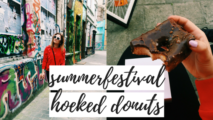 VLOG | Summerfestival, Hoeked donuts & KatyPerry