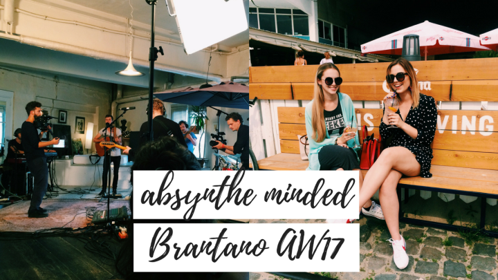 VLOG | Live Session Absynthe Minded + Brantano A/W '17 Collectie