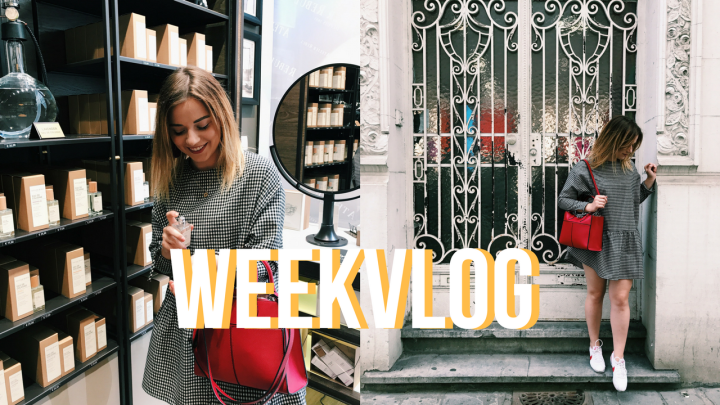 WEEKVLOG #15 Eigen parfum?! & Planet of the Apes Marathon @Kinepolis