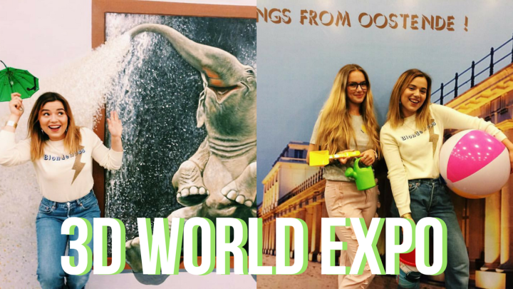 VLOG | 3D World Expo @Kursaal Oostende