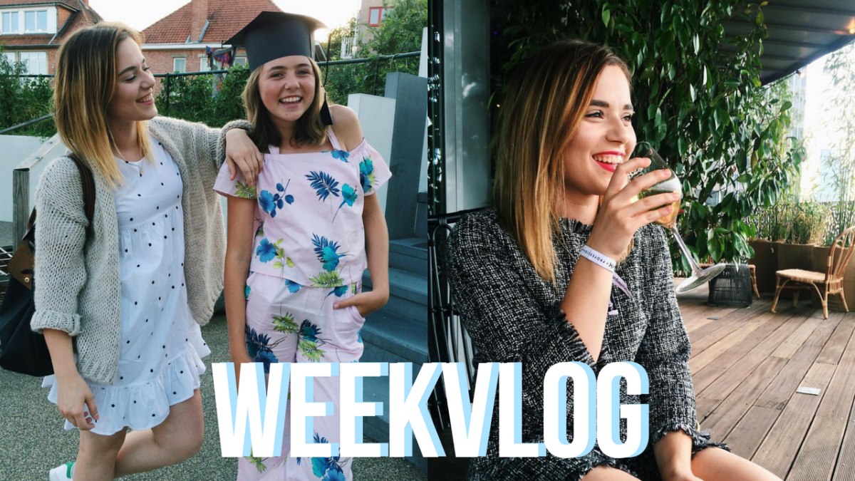 WEEKVLOG #15 NYX Face Awards & Fauve's afscheidsfeest