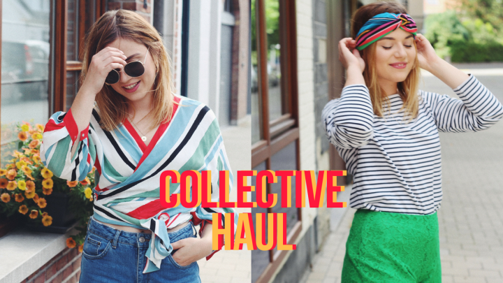 Huge Collective (Sales) Haul |Zara, H&M, Ellefashion (+try-on!)