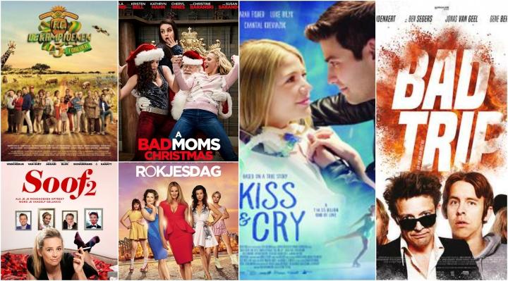 Films die ik de afgelopen tijd gezien heb#8