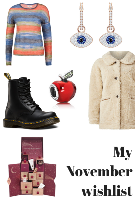 My November Wishlist