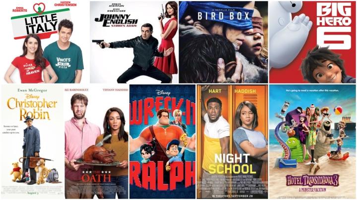 Films die ik de afgelopen tijd gezien heb#16