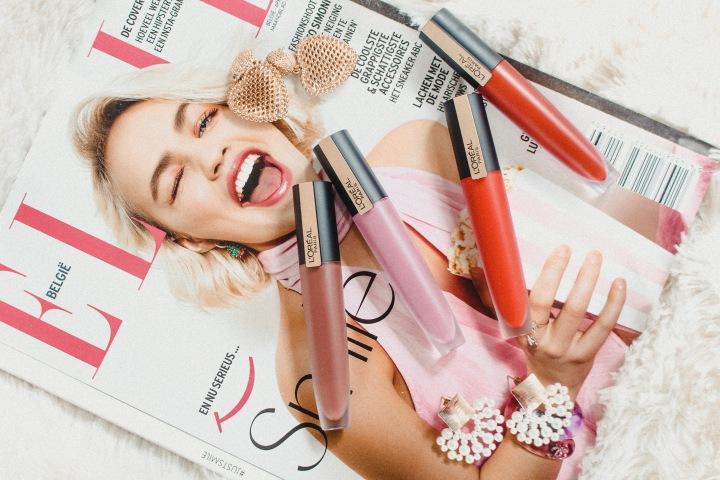 L'Oréal Rouge Signature Matte ColorInk